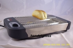 Flach Toaster Flachtoaster Brötchengriller 600 W