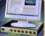 Steckdosen Schaltzentrale Steckdosenleiste 7 Stecker