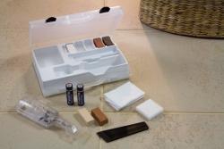 Fliesen Reparatur Set Fliesenreparatur Stein Keramik Set braun T