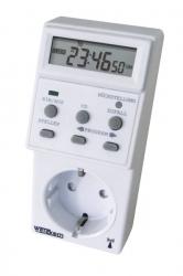 Funk Zeitschaltuhr Wochenzeitschaltuhr elektronisch DCF