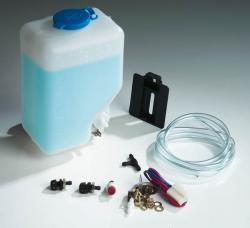 Scheibenwaschbehälter Scheiben Waschanlage 12V Wischwasserbehält