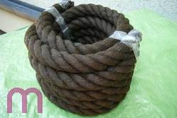 6 m Handlaufseil Seil Absperrseil braun Handlaufseile 30 mm = 4,32/m